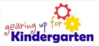 Gearing up for kindergarten