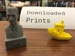 3D printer available at CHS