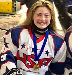 Crist and Team USA win gold