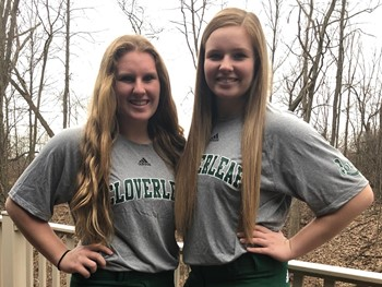 Sisterly bonds run strong in Cloverleaf softball