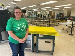 Mrs. Shaw earns statewide honor