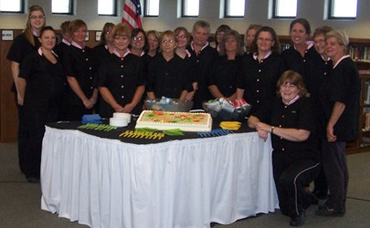 Cloverleaf's award-winning Food Service staff