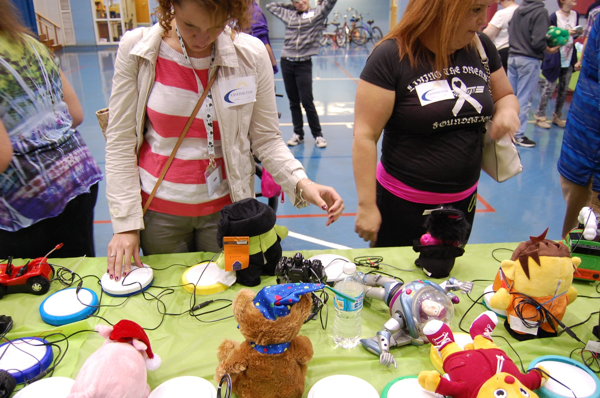 2015 Adaptive Toys Workshop