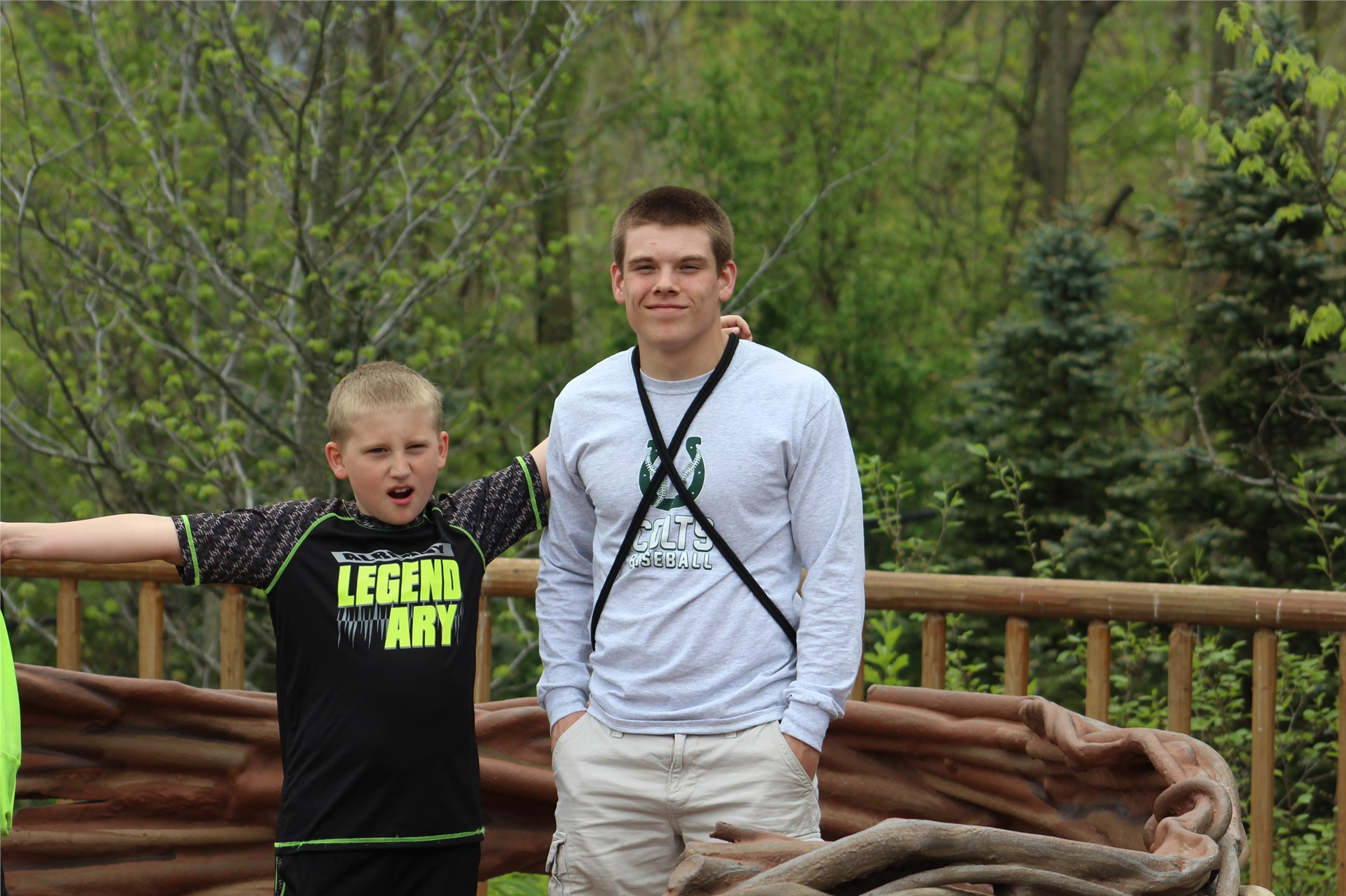 2016 DARE Akron Zoo Field Trip
