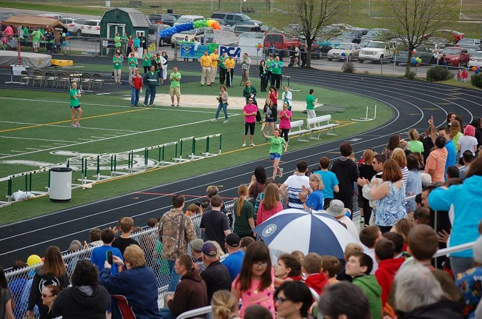 2016 Special Olympics Track and Field Day