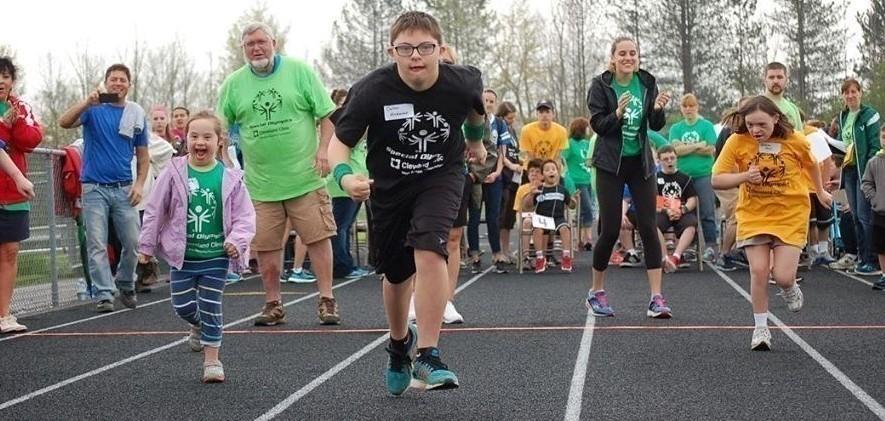2016 Special Olympics Medina County Track & Field Day