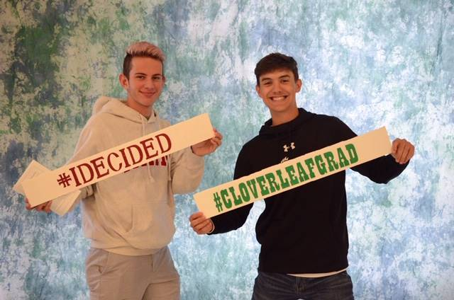 #idecided #cloverleafgrad 2019 Signing Day