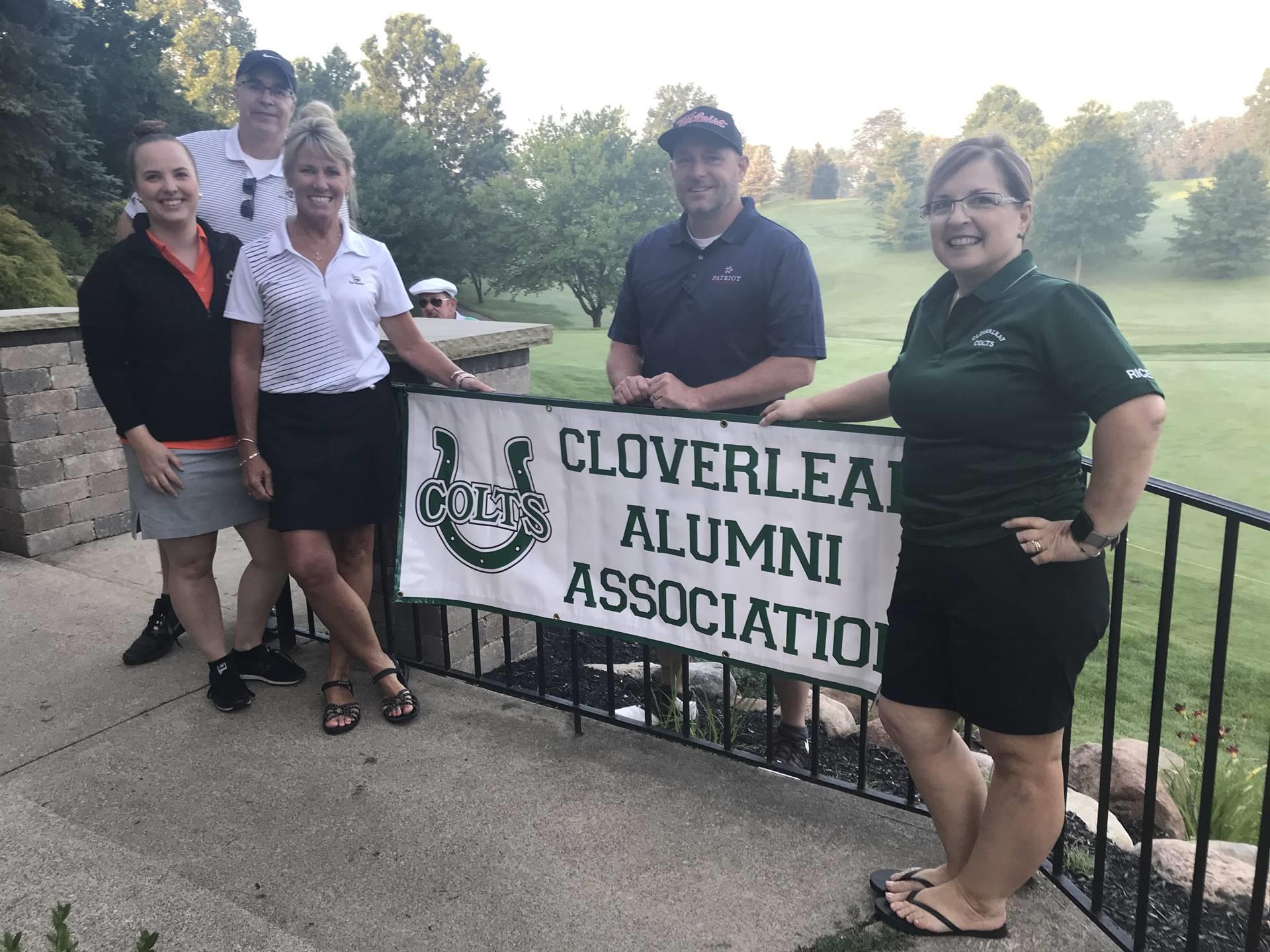 2019 Cloverleaf Alumni Golf Outing