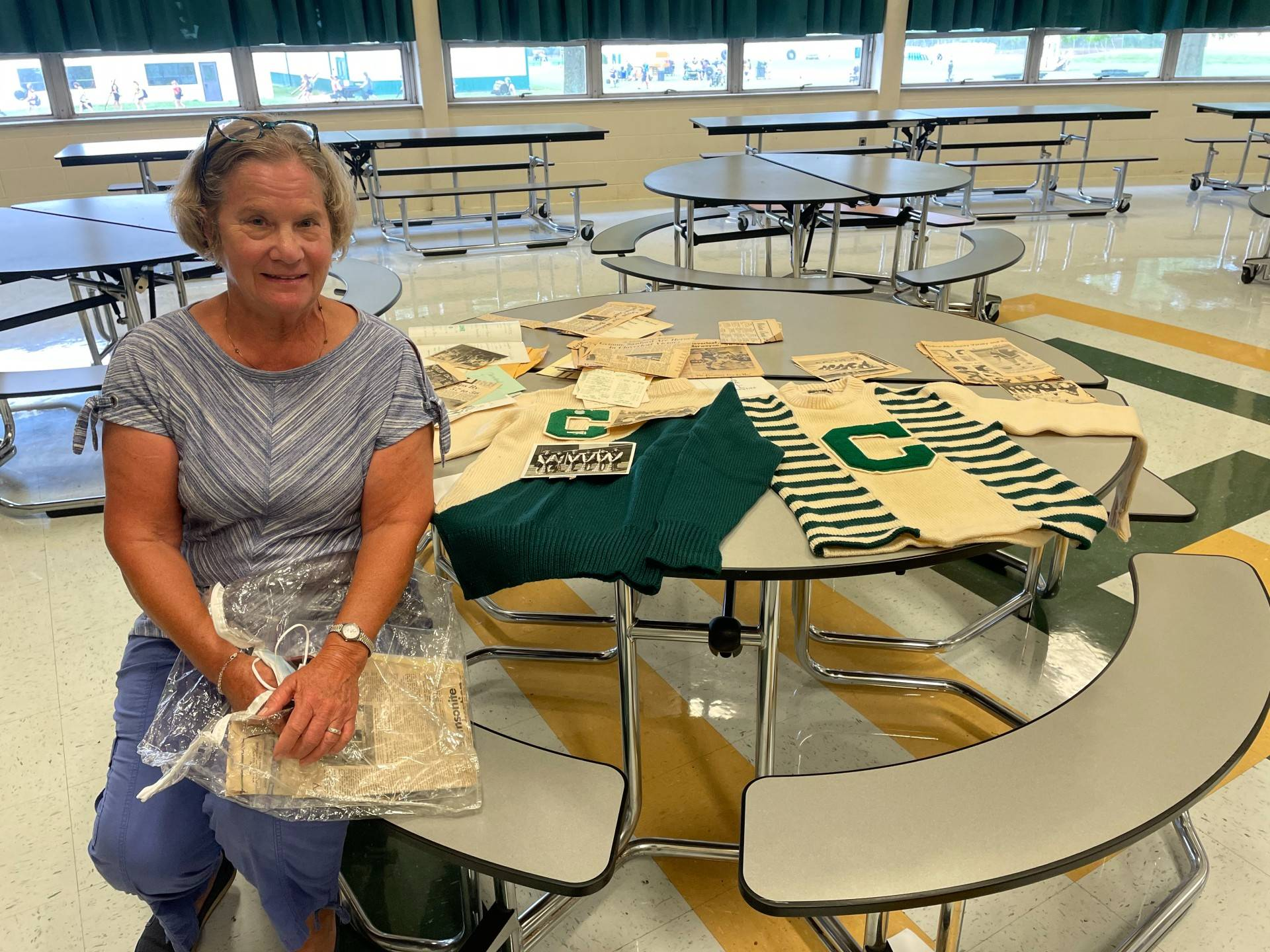 Sally Richard Schreck Class of 69